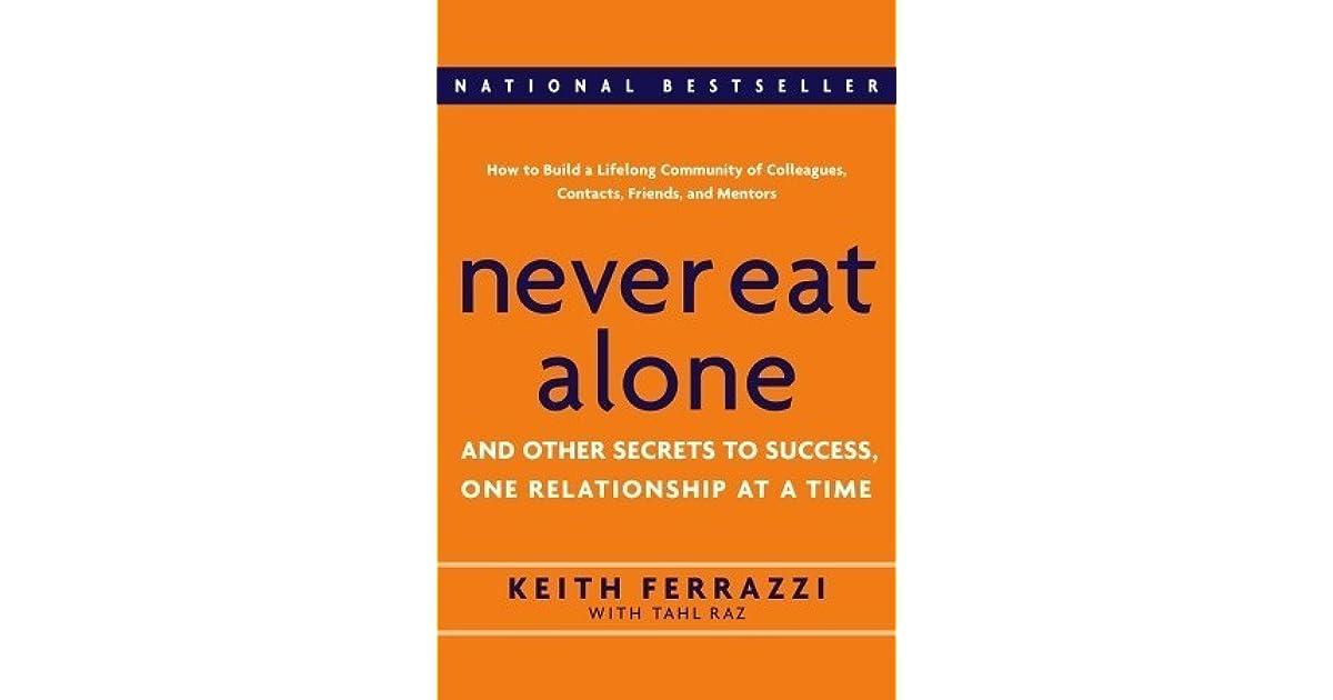 Never Eat Alone Ebook