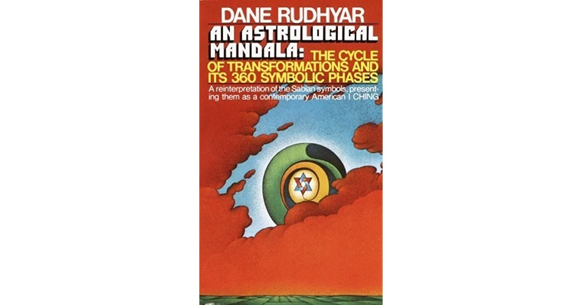 astrological mandala dane rudhyar pdf