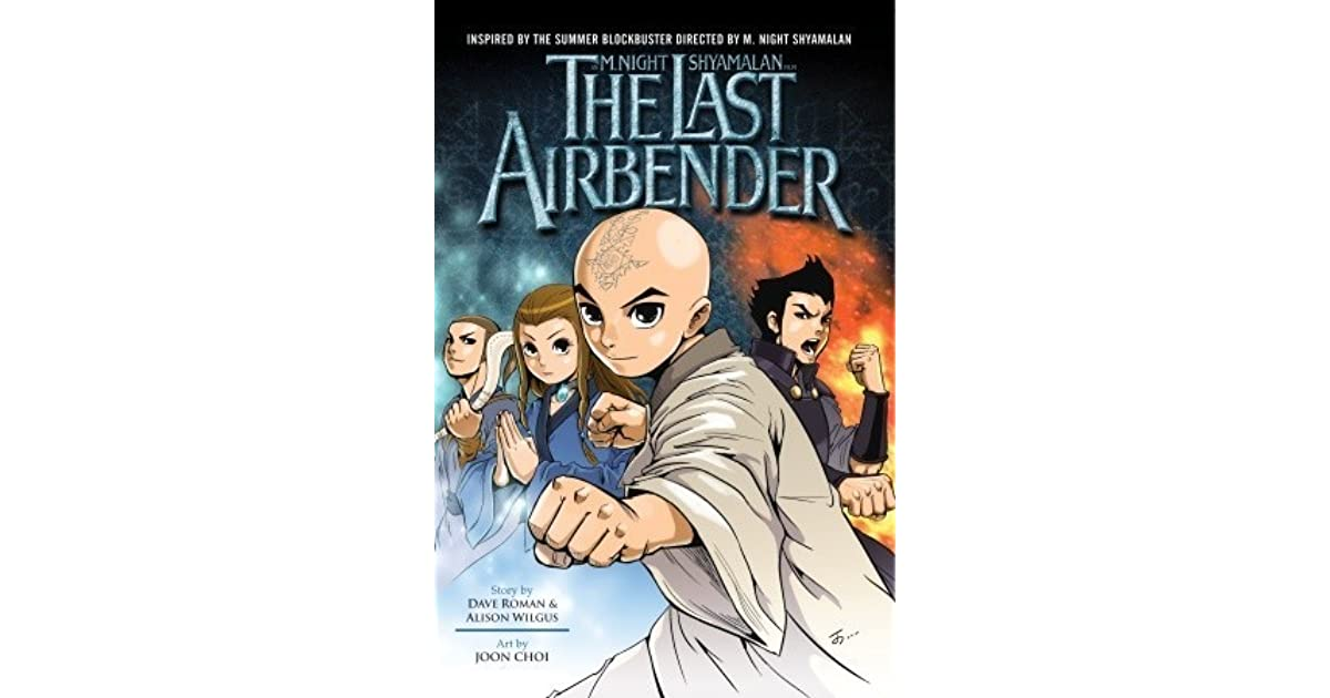 The Last Airbender Movie Comic By Dave Roman