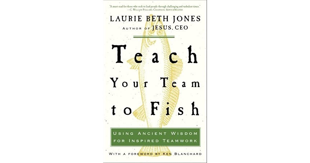 Teach Your Team To Fish