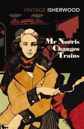 Mr Norris Changes Trains book cover