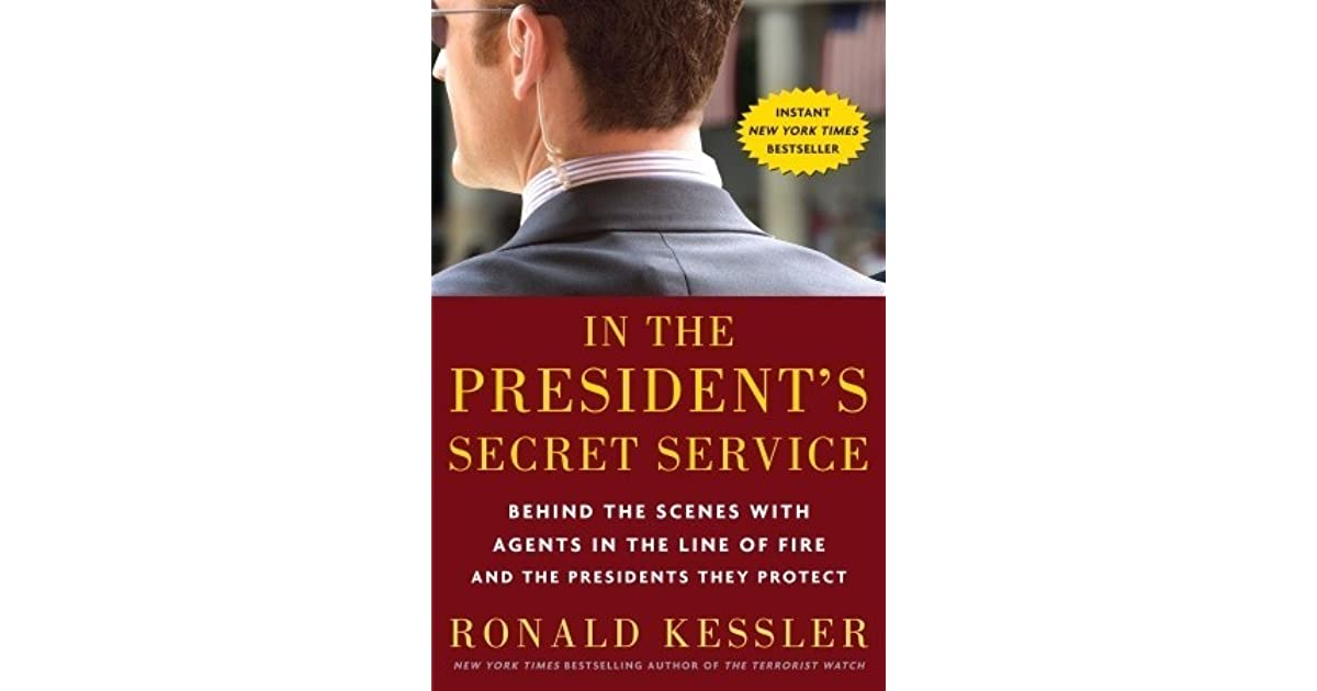 book about the secret service and presidents