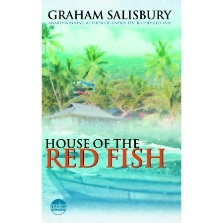 House of the red fish by graham salisbury fandeluxe Images