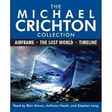 a book report on the lost world by michael crichton
