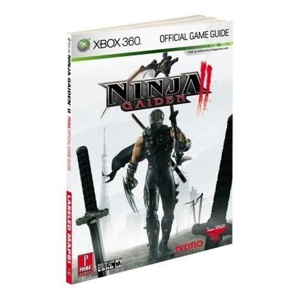 Ninja Gaiden 2 Prima Official Game Guide By Bryan Dawson