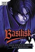Basilisk: The Kouga Ninja Scrolls, Vol. 1 (Basilisk, #1)