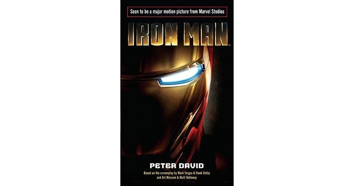 Iron Man by Peter David
