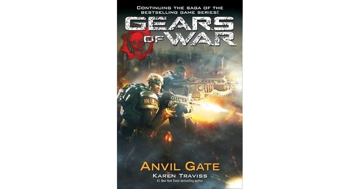 Read Anvil Gate Gears Of War 3 By Karen Traviss