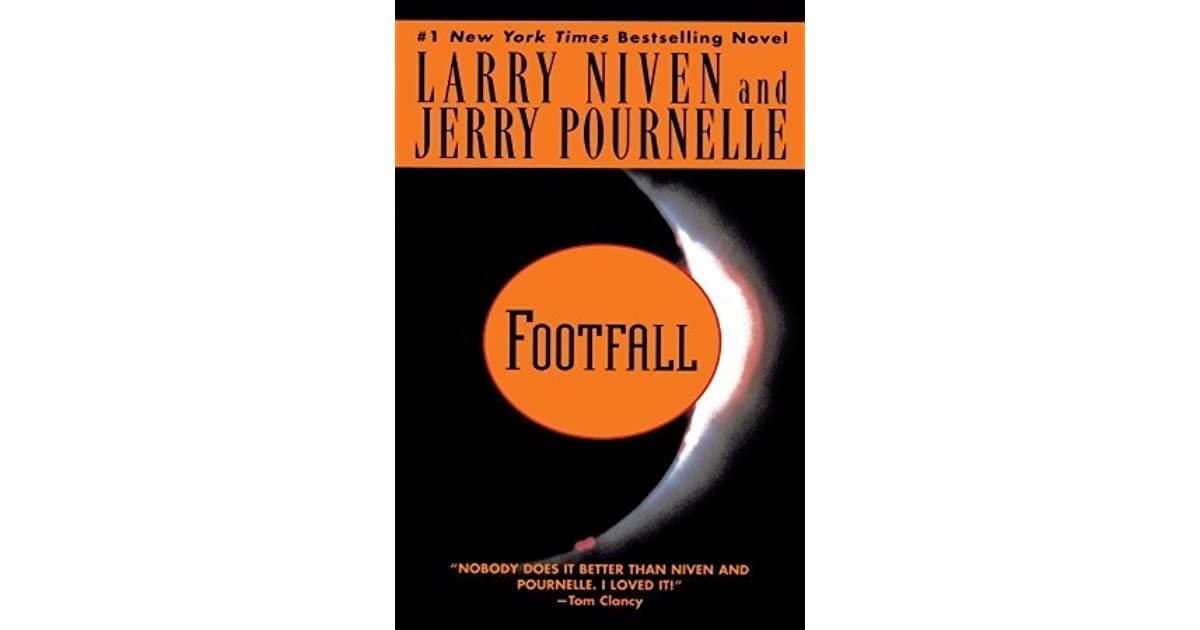 Footfall Book Summary and Study Guide