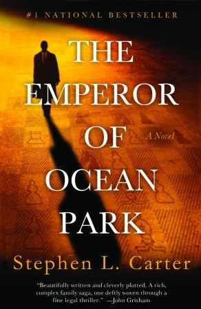 The Emperor of Ocean park cover art with link to Goodreads description page