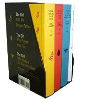 Stieg Larsson's Millennium Trilogy Deluxe Boxed Set