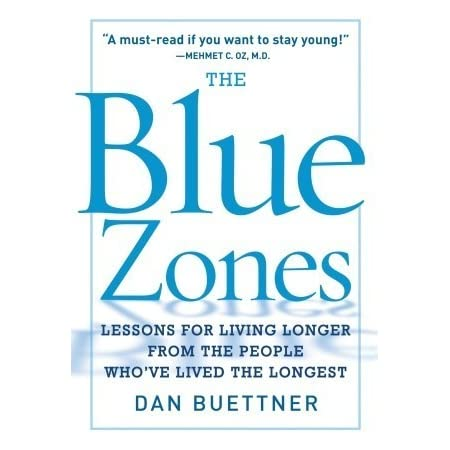 The Blue Zones: Lessons for Living Longer From the People Who've