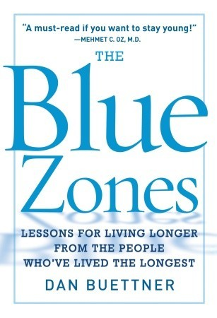 The Blue Zones: Lessons for Living Longer From the People Who've Lived the Longest by Dan Buettner