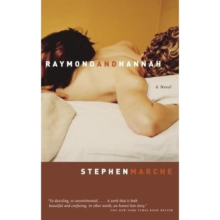 a summary of raymond and hannah by stephen marche Marche scrutinizes the rapaciousness of contemporary media moguls by cleverly reimagining them as actual wolves.