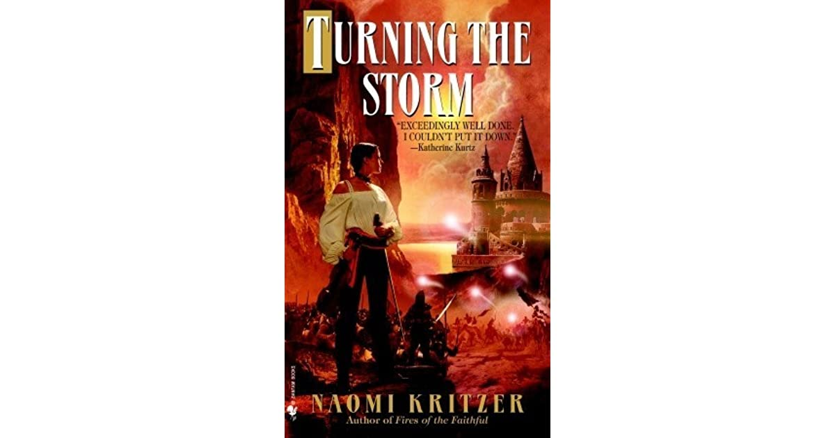 Turning The Storm Eliana S Song 2 By Naomi Kritzer border=