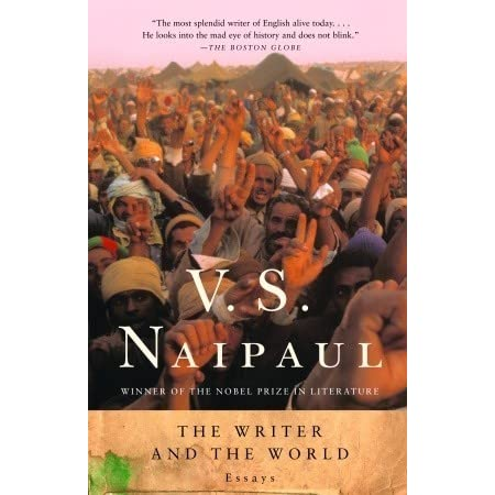 one out of many by v s naipaul essay