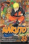 Naruto, Vol. 35: The New Two (Naruto, #35)