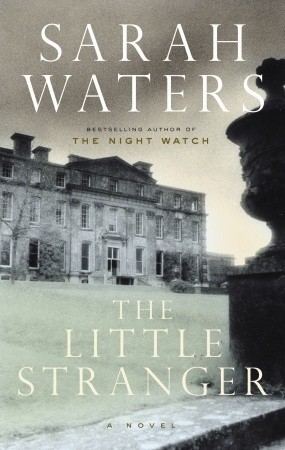 Picture of the cover for The Little Stranger by Sarah Waters