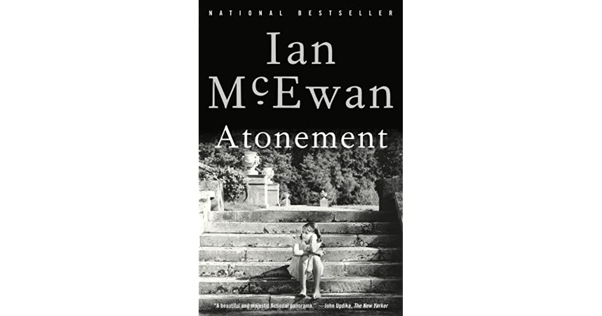 an analysis of atonement by ian mcewan Atonement summary & study guide includes detailed chapter summaries and analysis, quotes, character for discussion and a free quiz on atonement by ian mcewan.