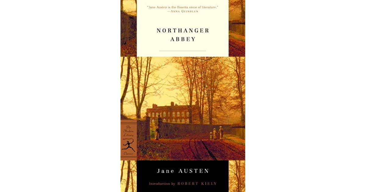 an analysis of the novel northanger abbey by jane austen The annotated northanger abbey [jane austen, david m shapard] -literary comments and analysis-maps of places in the novel-an introduction, bibliography.