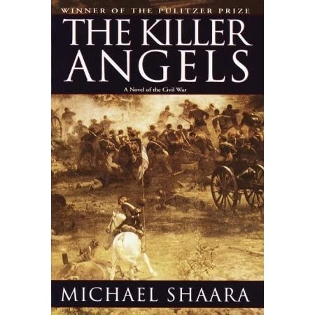 an interpretation of the killer angels by michael shaara In the killer angels, michael shaara recapitulates the battle of gettysburg  though the author claims some poetic license in the language the soldiers use, and though he asserts that the interpretation of character is my own, no one could refute shaara's adherence to the basic facts readers who are not civil war buffs might be amazed that, for example,.