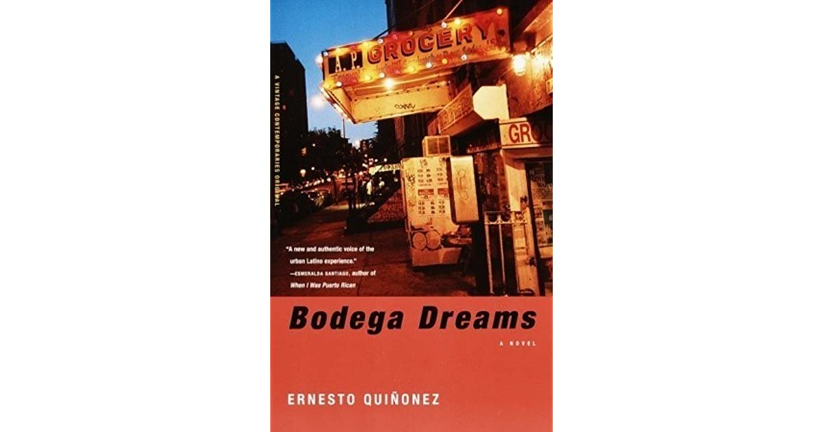 bodega dreams by ernesto quinonez
