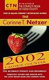 The Corinne T. Netzer 2002 Calorie Counter