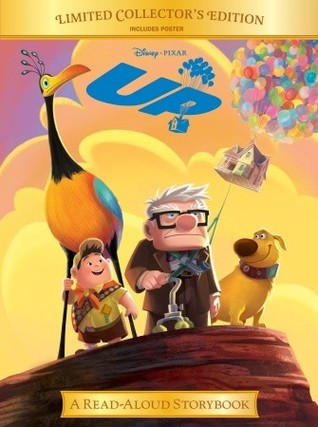 Up: A Read-Aloud Storybook (Limited Collector's Edition)