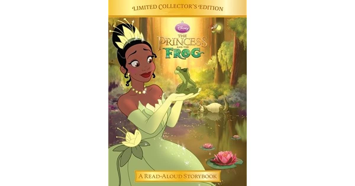 Princess and the Frog by Walt Disney Company
