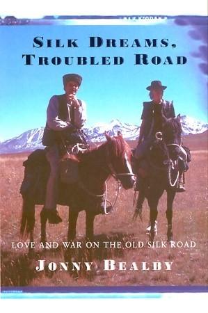 Jonny Paperback Book Troubled Road by Bealby Silk Dreams