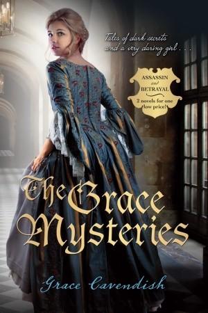Assassin & Betrayal (The Grace Mysteries, #1-2)