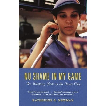 the invisible poor in katherines newmans book no shame in my game 2013-11-06  official video for tori kelly's dear no one follow tori:  tori kelly - all in my head (live acoustic) - duration: 4:17 tori kelly 32,110,912 views.