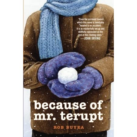 Image result for Because of Mr. Terupt