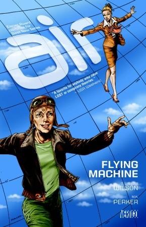 Air, Volume 2: Flying Machine