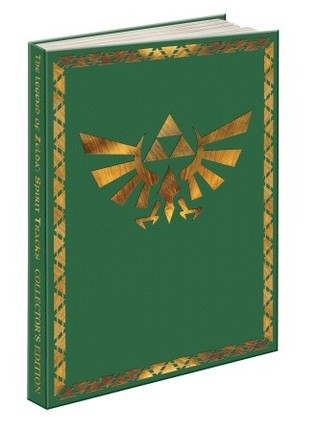 The Legend of Zelda: Spirit Tracks Collector's Edition - Prima Official Game Guide