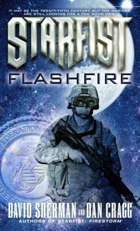 Flashfire (Starfist, #11) by David Sherman