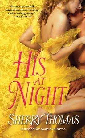 His at Night (The London Trilogy #3)