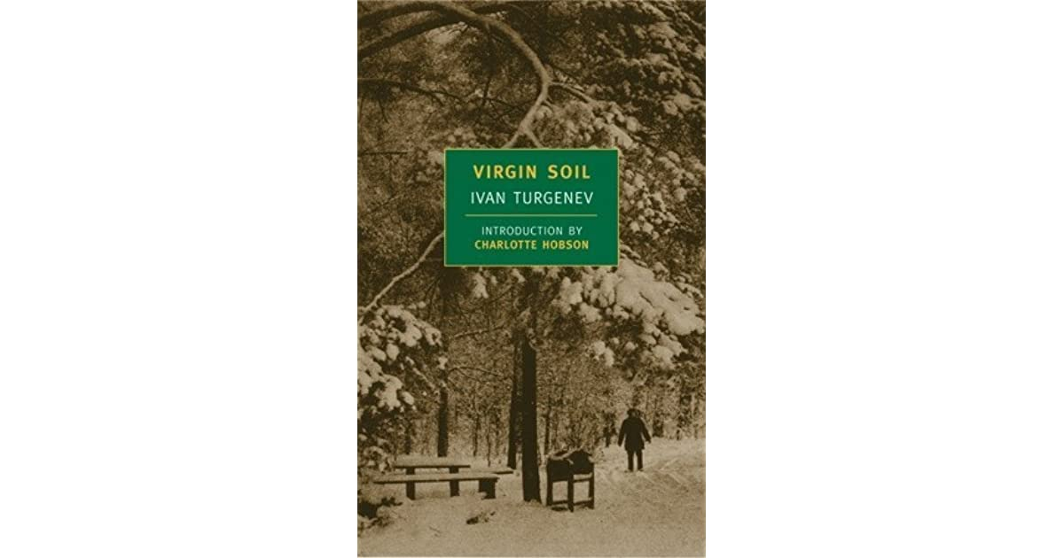 Read Virgin Soil By Ivan Turgenev