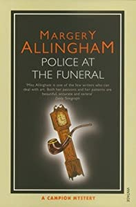 Police at the Funeral (Albert Campion Mystery, #4)