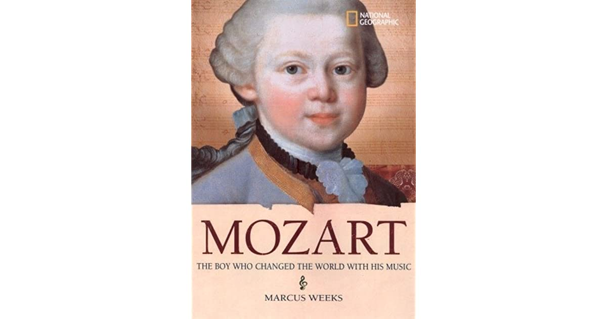 history of mozart