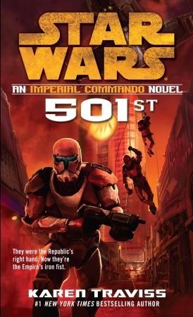 501st Star Wars Republic Commando 5 By Karen Traviss