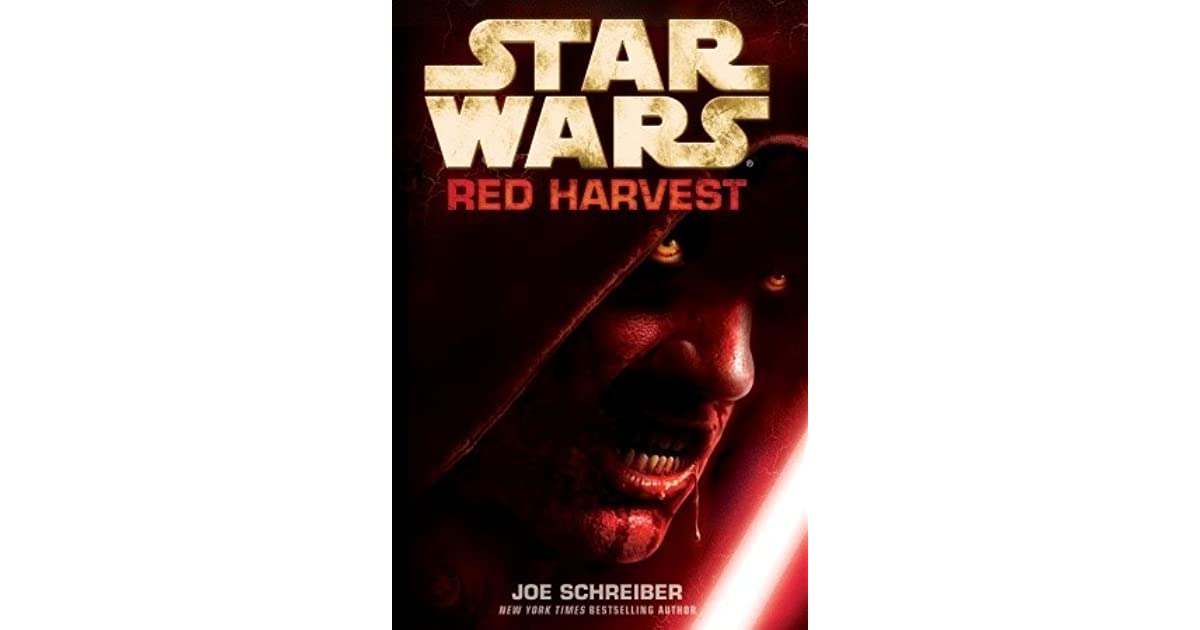 Star Wars Red Harvest Ebook