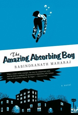 The Amazing Absorbing Boy