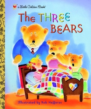The Three Bears (A Little Golden Book)