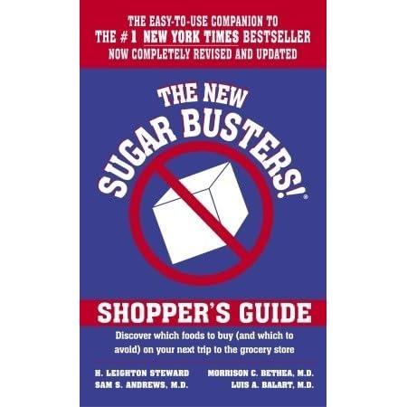 sugar busters arrange review