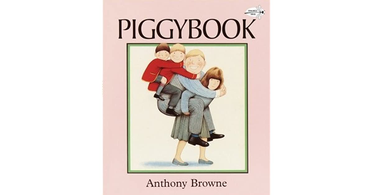 piggybook anthony browne essay