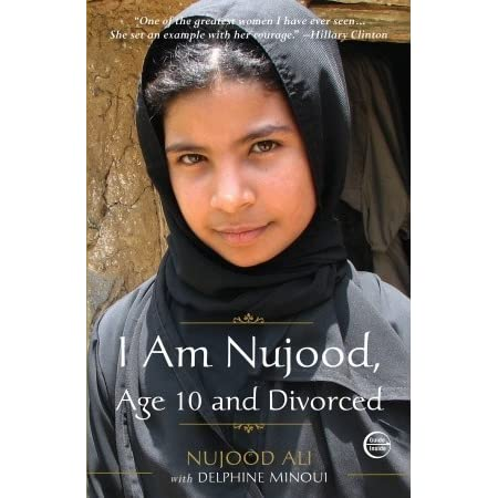 comparing i am nujood age 10
