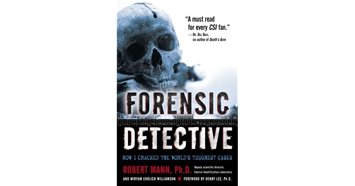forensic detective