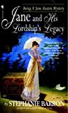 Jane and His Lordship's Legacy (Jane Austen Mysteries, #8) ebook download free