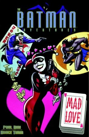 Batman: Mad Love and Other Stories Image